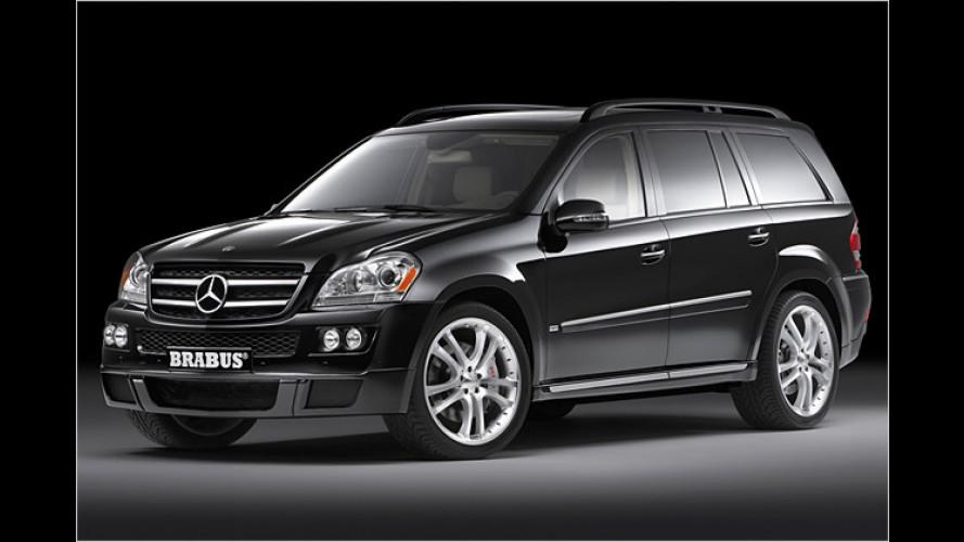 Starke GL-Klasse: Brabus tunt den neuen Gelände-Mercedes