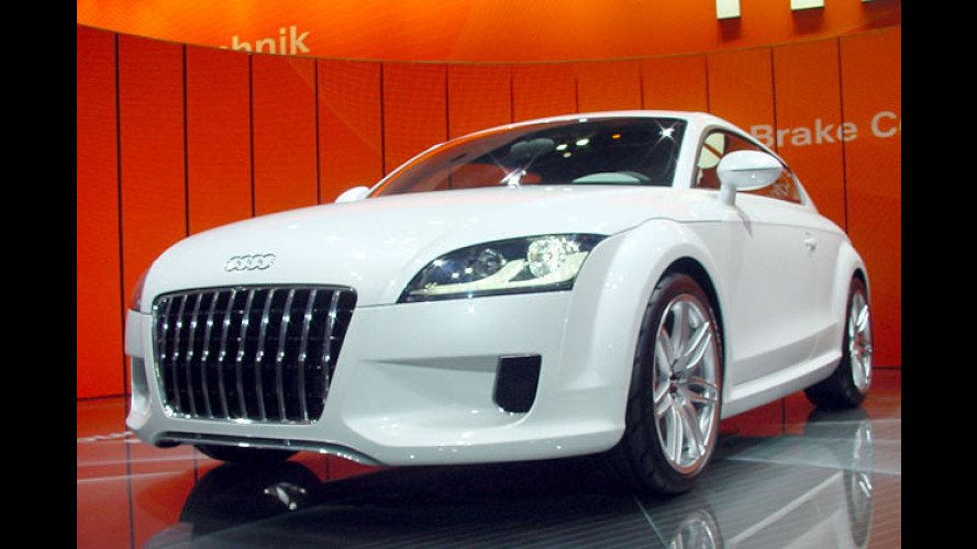 Kompakter Kraftsportler: Audi Shooting Brake Concept