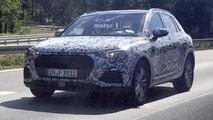 2019 Audi Q3 spy photos