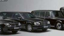 Mercedes-Benz Pullman Historic Models