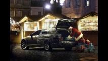 Jaguar pede ajuda ao Papai Noel para divulgar o novo XF Sportbrake