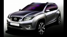 Nissan confirma apresentação do Terrano para o fim do mês