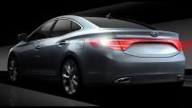 Novo Hyundai Azera 2012