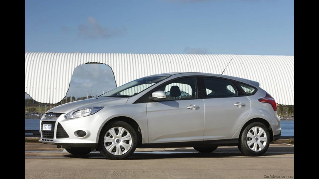 """Novo Ford Focus ganha versão """"popular"""" na Austrália"""