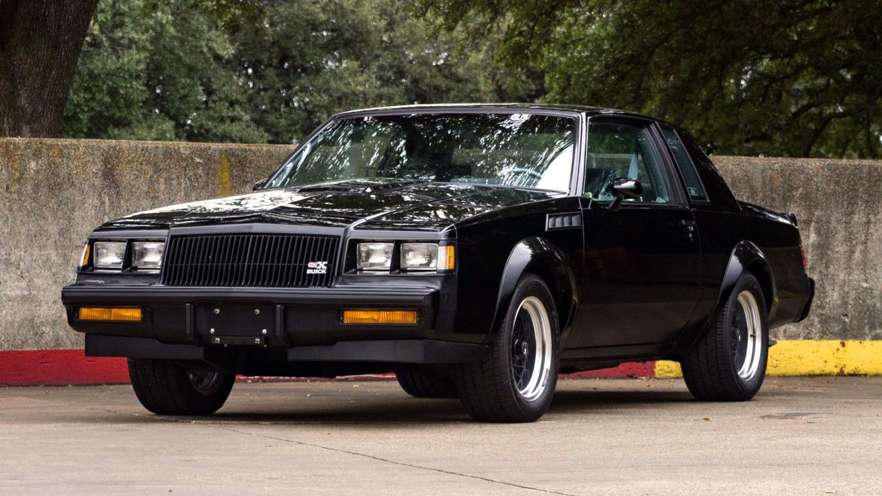 Sonuncu Buick GNX