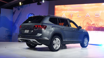 2018 Volkswagen Atlas: Live Reveal