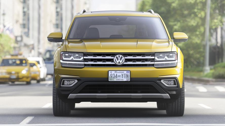 Volkswagen Atlas'ın fiyatı belli oldu