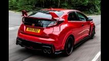 Chefão da Honda fica sem carro à espera do novo Civic Type R