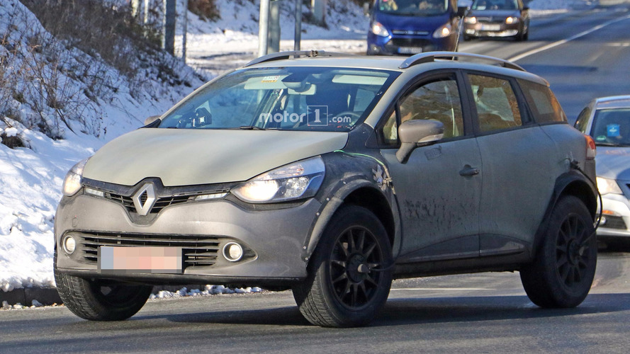 Photos espion - Le prochain Renault Captur est de sortie !