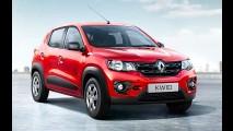 Flagra! Renault já testa Kwid no Brasil quase sem camuflagem