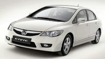 2009 Honda Civic Hybrid facelift European spec
