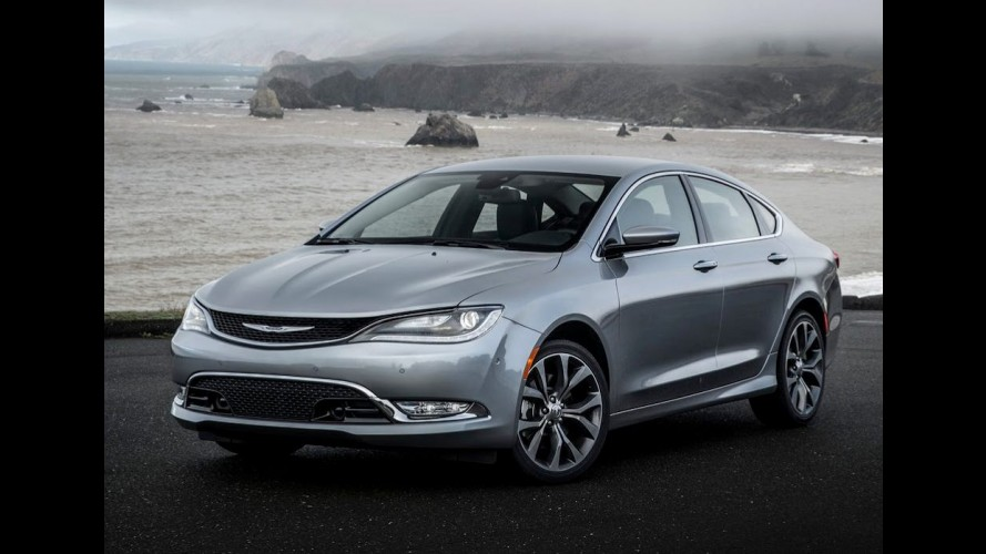 FCA elimina turno e suspende 1.300 funcionários na fábrica do Chrysler 200