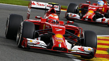 Kimi Raikkonen (FIN) and Fernando Alonso (ESP)  / XPB