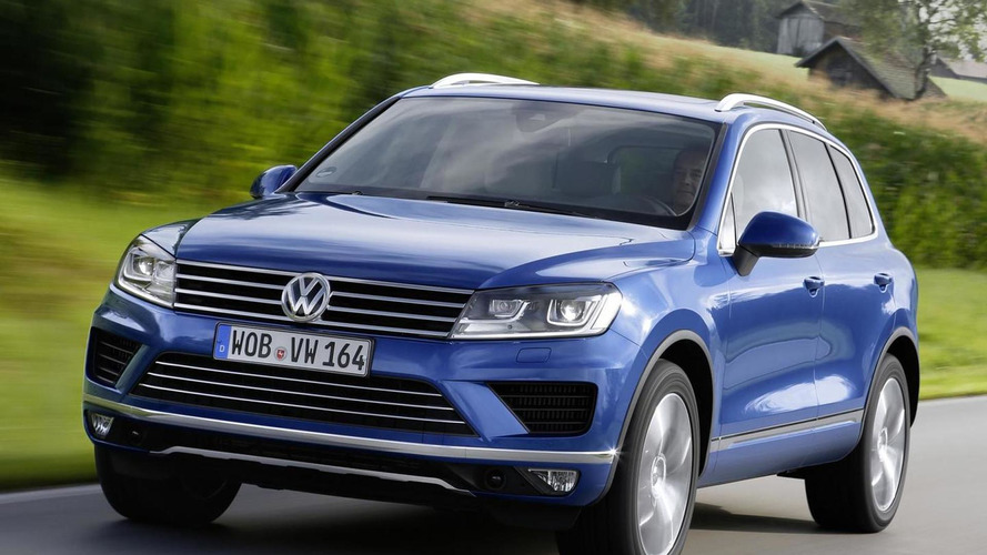 Volkswagen launches new 3.0 TDI engine for Touareg facelift, consumes 6.6 l/100 km