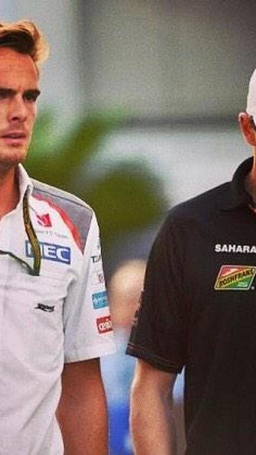 Van der Garde hints at 2015 race seat
