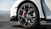 Honda Civic Type R teaser