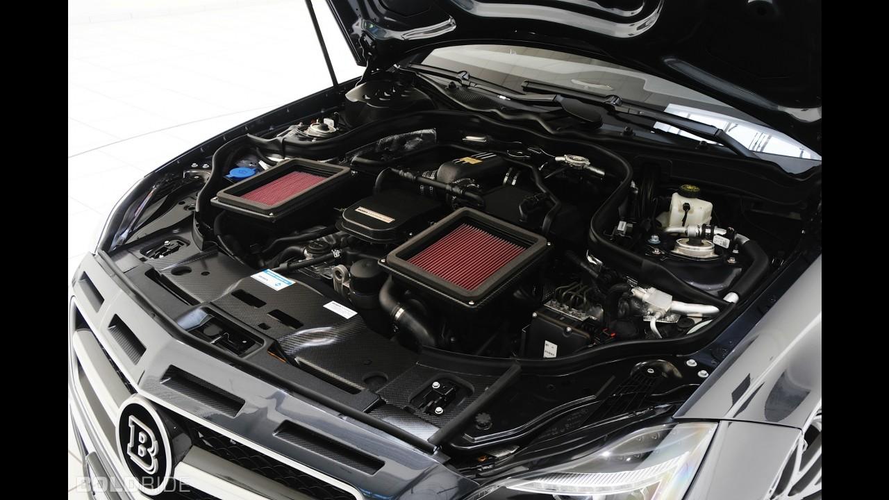 Brabus Mercedes-Benz CLS Rocket 800