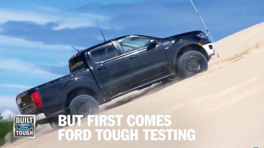 Vídeo - Ford mostra como testa a durabilidade da Ranger