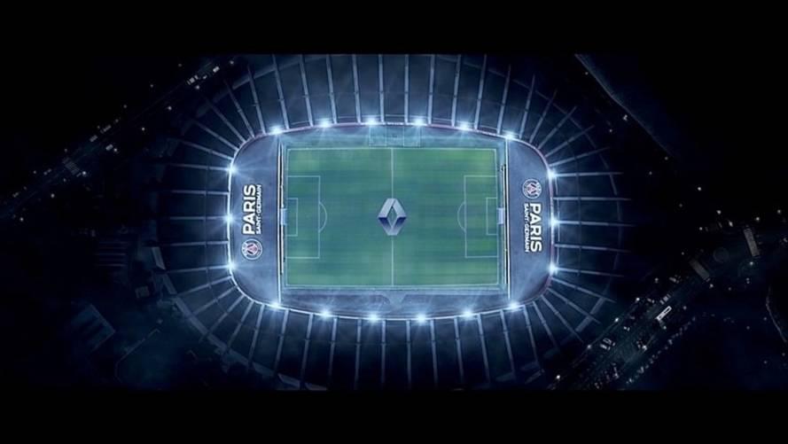 Renault est le nouveau partenaire automobile du Paris Saint-Germain
