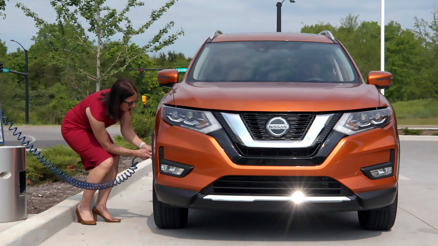 Nissan Easy-Fill Tire Alert System Makes Filling Tires A Breeze