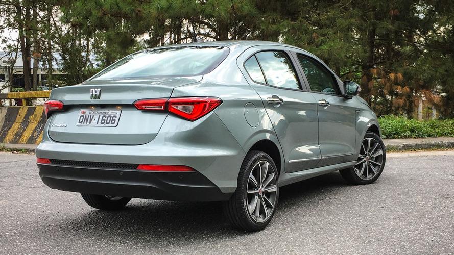 Lançado há poucos meses, Fiat Cronos já está mais caro