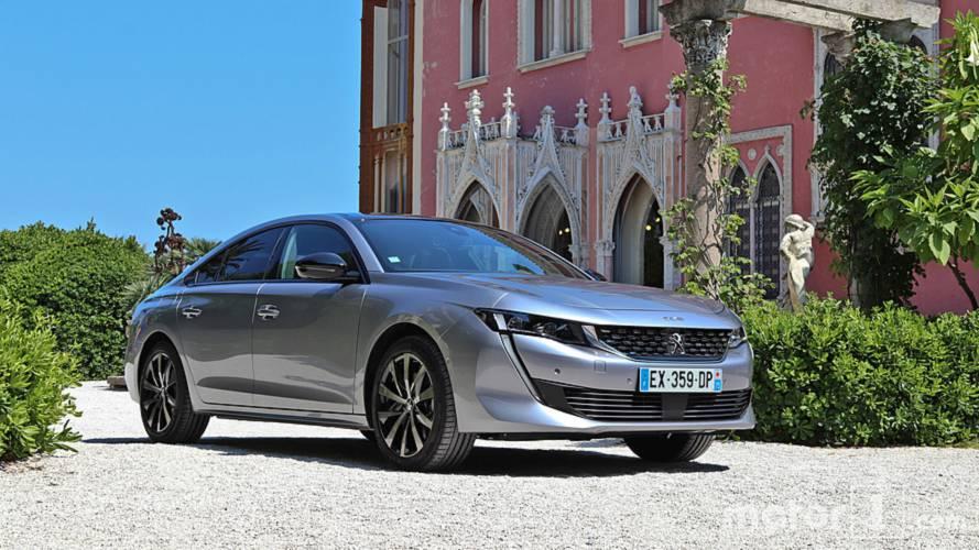 Essai Peugeot 508 BlueHDi 160 (2018) - Changement radical