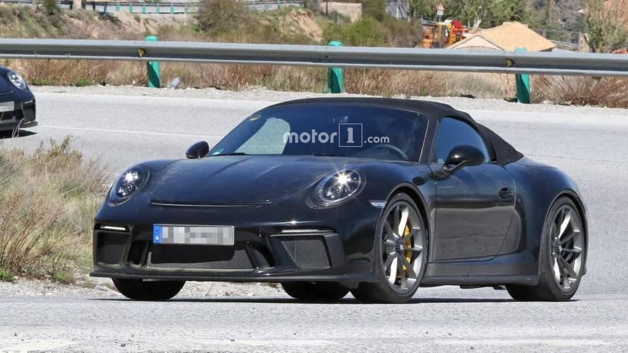 Yeni Porsche 911 Speedster'ın yalnızca 1,948 örneği üretilecek