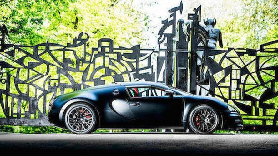 Last Bugatti Veyron Super Sport Ever Built Is Heading To Auction