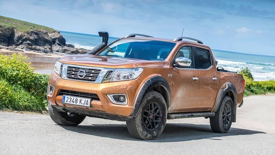 Nissan Frontier ganha versão super preparada Off-Roader AT32