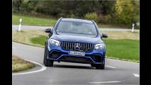 Mercedes-AMG GLC 63 S im Test