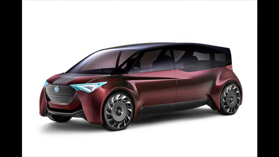 Toyota: Konzept mit Komfort
