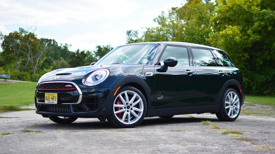 2017 MINI John Cooper Works Clubman İncelemesi