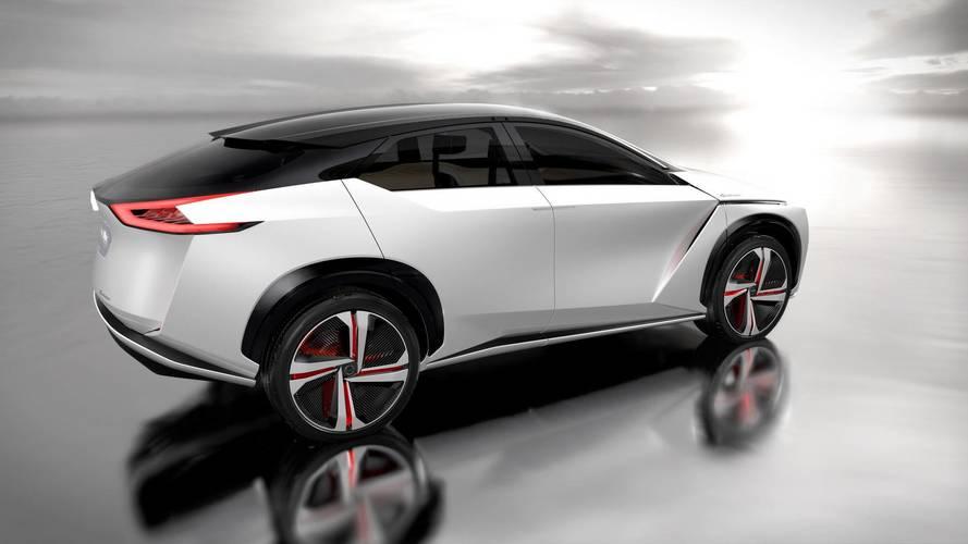 Nissan IMx concept 2017, un SUV eléctrico con 430 CV