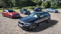 Estate car group test