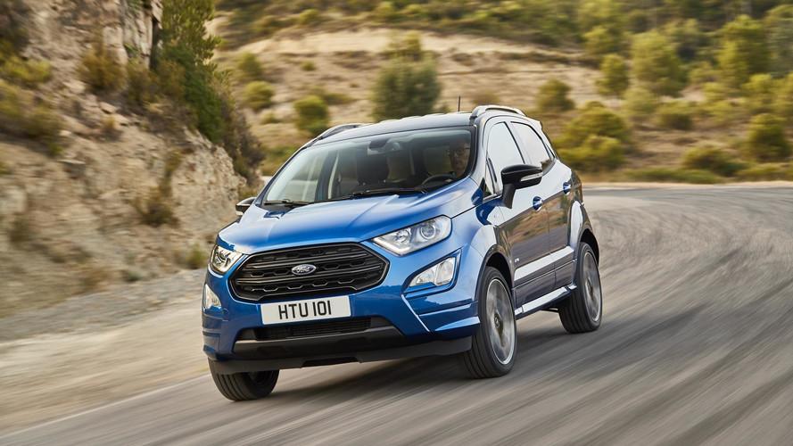 Ford EcoSport europeu ganha versão