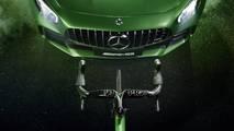 Mercedes-AMG GT R bicicleta de carretera
