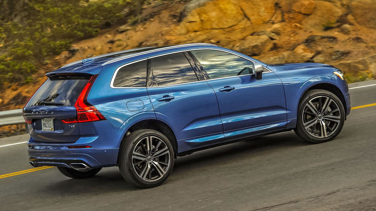 Luxury 2018 Volvo XC60 Review Photo
