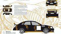 Adi Suminc design Horsepower