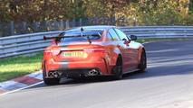 Jaguar XE SV Project 8 Nurburgring Spy Photos