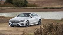 Mercedes E Serisi Basın Sürüşü