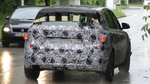 2013 BMW FWD model spy photos 30.06.2011