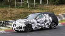 Maserati Levante spy photo