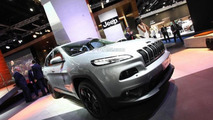 Jeep at 2015 IAA