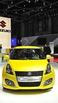 Suzuki Swift S Concept live in Geneva - 01.03.2011