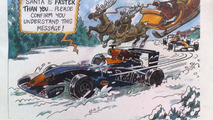 Red Bull Christmas card 24.12.2010