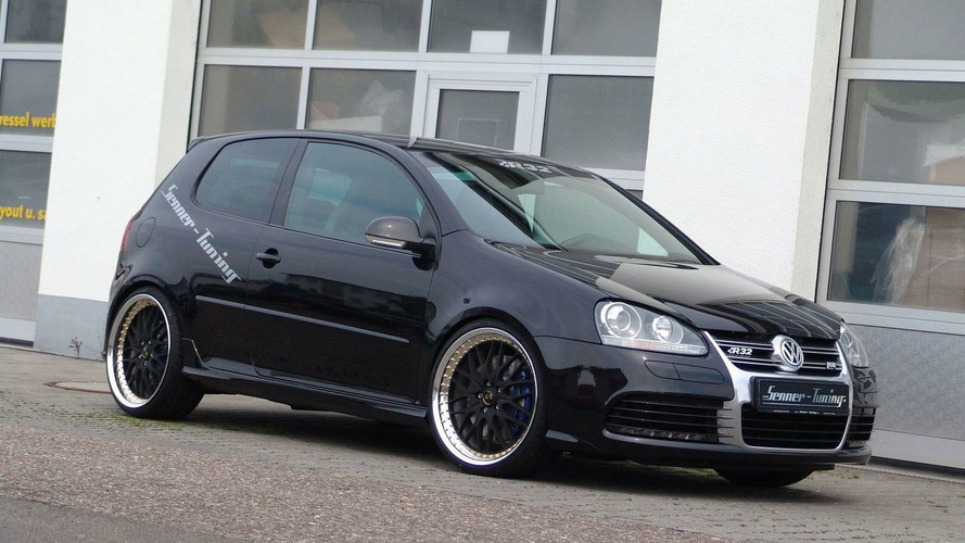 VW Golf V R32 with 274 PS by Senner Tuning