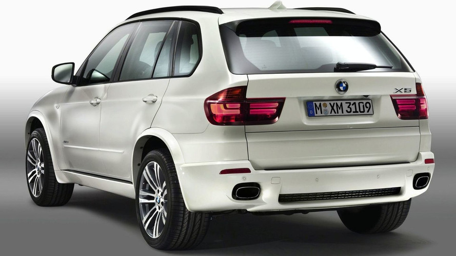 2011 BMW X5 Facelift with M Sport Package Details and Photos Released