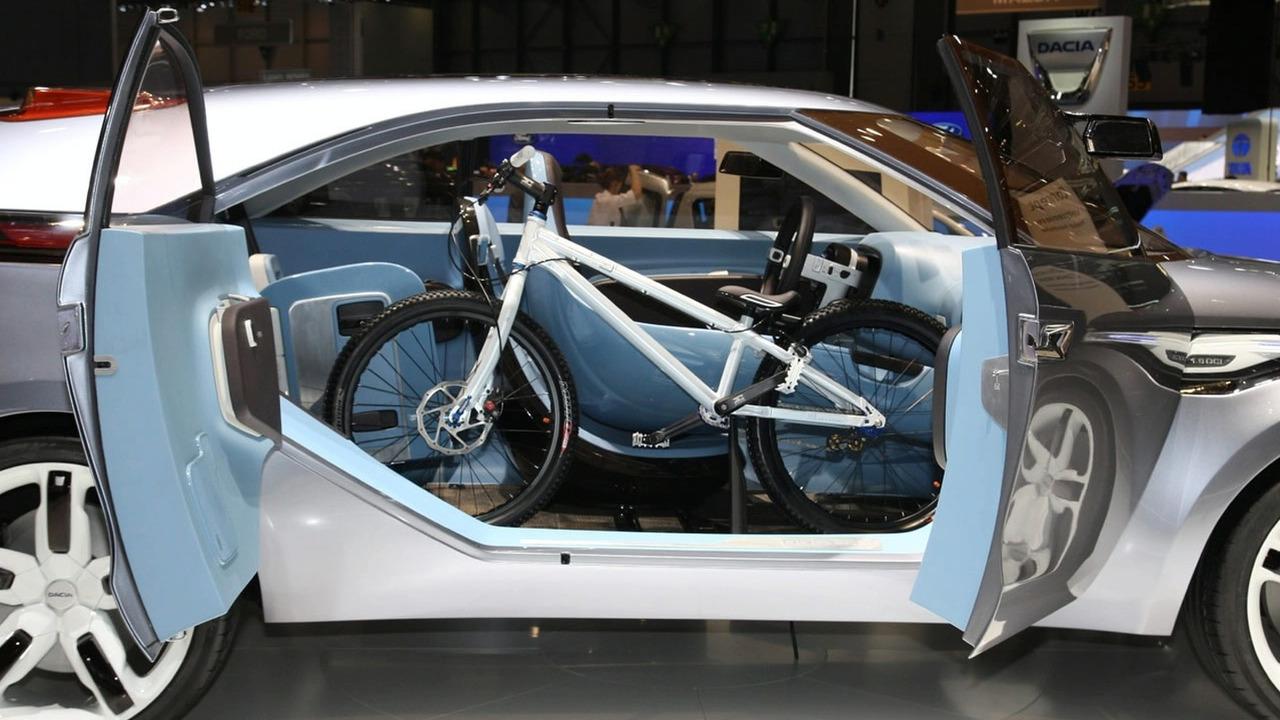 Dacia Duster Concept at Geneva