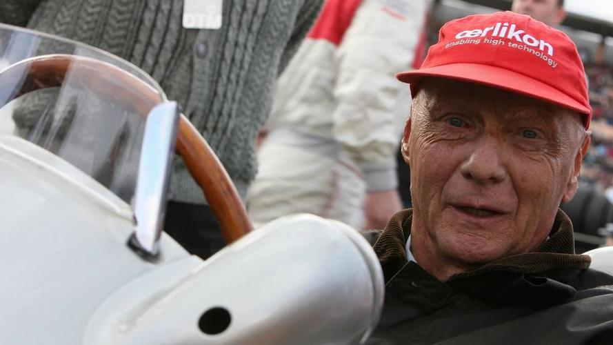 Lauda scoffs at Raikkonen return reports