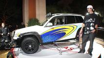Mercedes-Benz GLK Rock Crawler